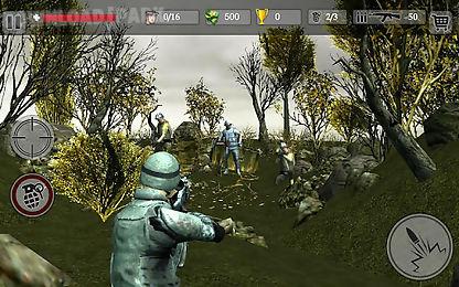 terrorist camp armed invasion