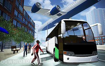 Airport bus simulator 2016