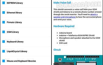 Arduino libraries free