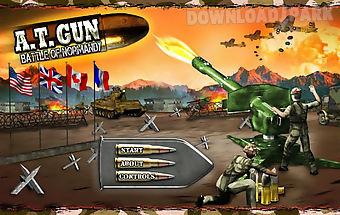 Coast gun war