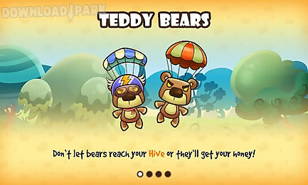 honey battle - bears vs bees