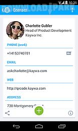 qr code reader from kaywa