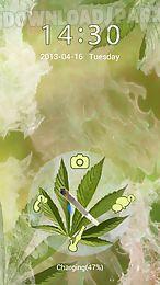 weed rasta theme for go locker