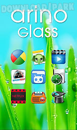 arino glass - solo theme