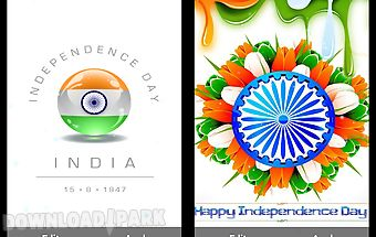 Hd india independence day lwp