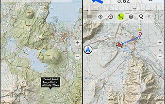 Us topo maps free Android Aplicación gratis descargar Apk
