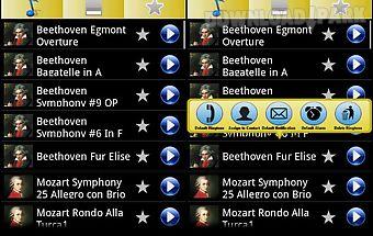 Top classical ringtones