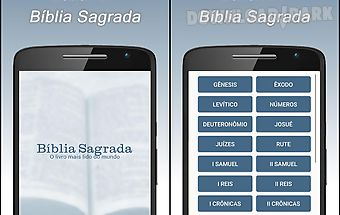 Bíblia sagrada - português