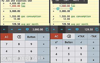 Calctape free tape calculator