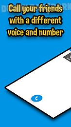 funcall voice changer in call
