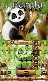 panda go keyboard theme