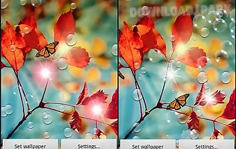 Red leaf for galaxy s4