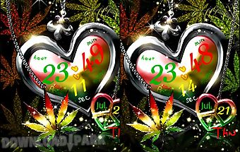 Reggae love+peace lwp trial