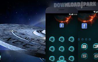 Applock theme - startrek