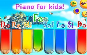 Baby zoo piano