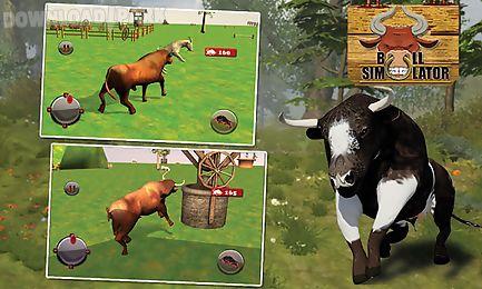 bull simulator - crazy 3d game