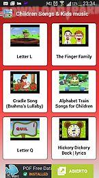 children songs & kids music