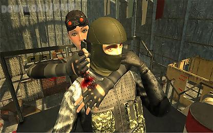 elite spy : commando survival