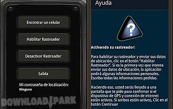 rastreador celular libre
