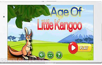 Age of litlle kangoo