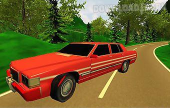 Car simulator 3d game