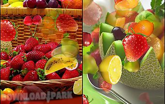 Fruit by happy live wallpapers