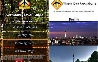 German travel guide