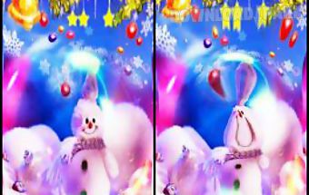 Santa christmas hd live wallpape..