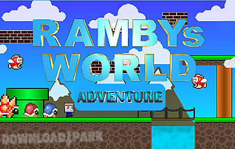 Super rambys world: adventure