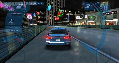 underground racing rivals