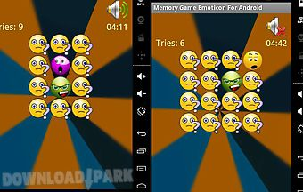 memory game emoticon