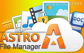 Astro: file manager
