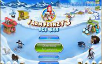 Be a farmer in the ice age