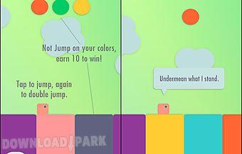 Color box run