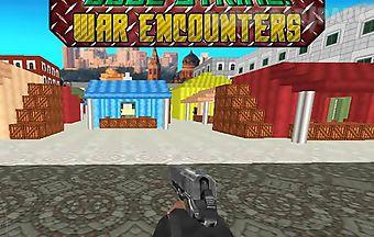 Cube strike: war encounters