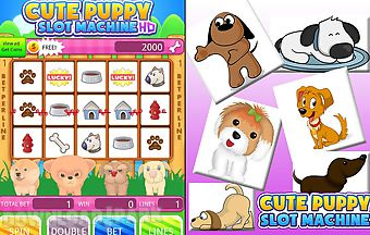 Cute puppy slots machines