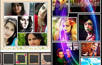 Fotoo collage editor