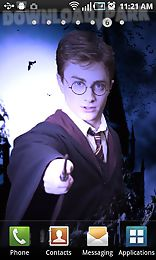 harry potter live wallpaper