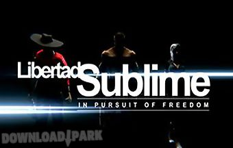 Libertad sublime