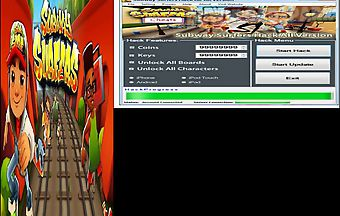 Subway surfers hack free