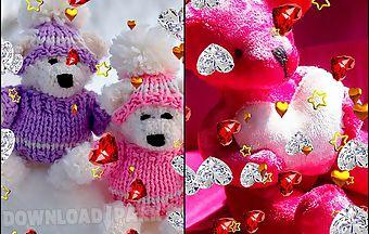 Teddy bear: love