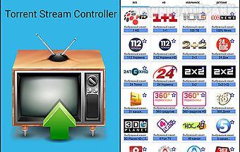 Torrent stream controller