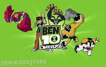 Ben 10: omniverse free!