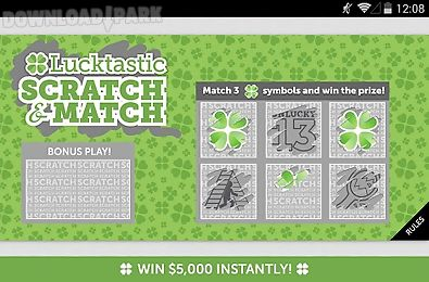 lucktastic - win prizes
