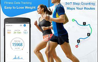 Pedometer & weight loss coach