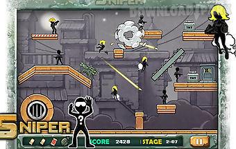 Sniper - shooting games