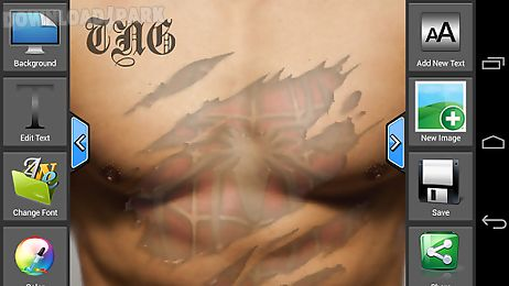 Tattoo name design & generator Android App free download in Apk