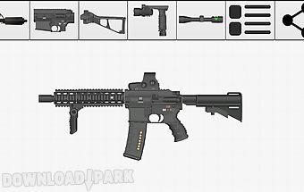 Weapon builder