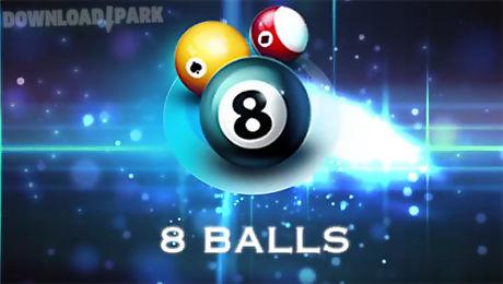 8 ball billiard