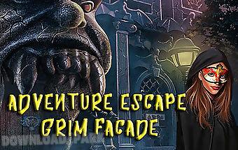 Adventure escape: grim facade